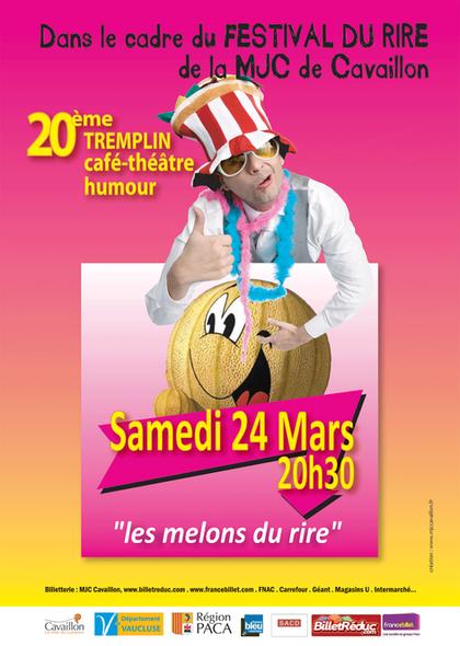 20ème Tremplin Café-Théâtre Humour