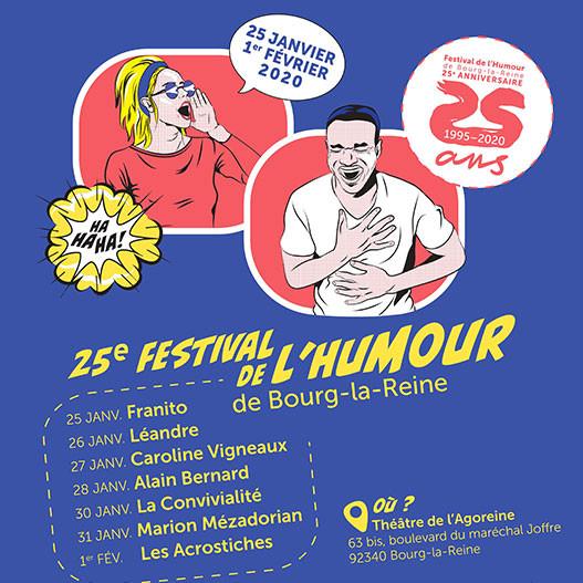 Festival de l'Humour de Bourg-la-Reine