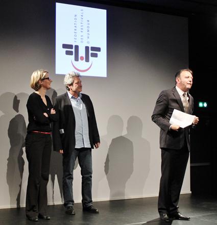 Jérôme Rouger, lauréat 2013