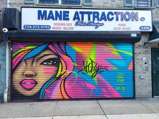 Toofly - Mane Attraction, 2408 Mermaid Avenue