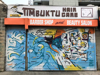 Julia Cocuzza - Timbuktu Hair Care, 1511 Mermaid Avenue