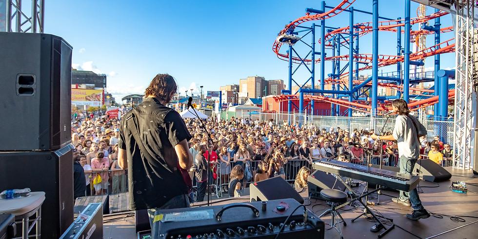 Postponed: 3rd Annual Coney Island Music Festival