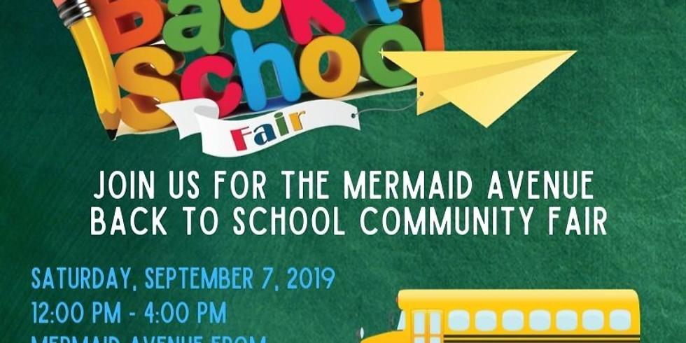 Back to School Community Fair