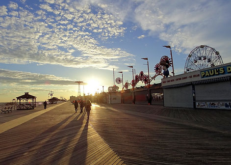 Boardwalk Bright Sunset.JPG