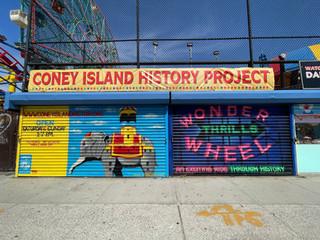 Danielle Mastrion - Coney Island History Project, 3059 W. 12th Street