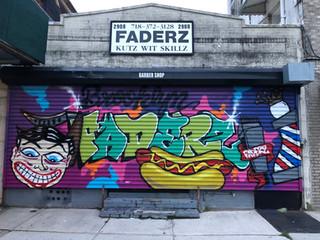 Nezo, Faderz Barber Shop - 2980 W. 23rd Street