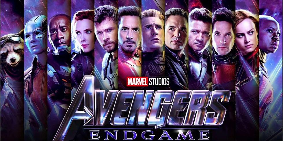 Monday Flicks on The Beach: Avengers Endgame