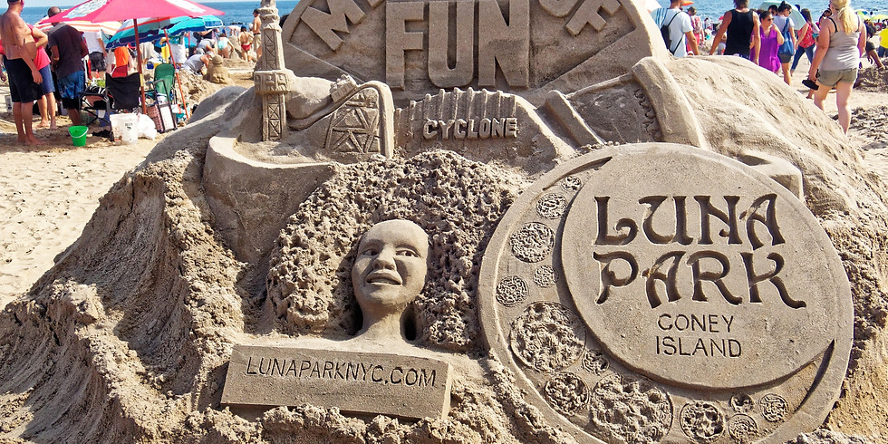 29th Annual Sand Sculpting Competition