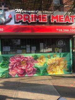 Natasha May Platt - Mermaid Prime Meats, 1610 Mermaid Avenue