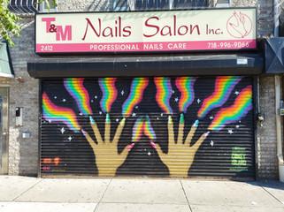 Rachel Rankin - T&M Nails Salon Inc., 2412 Mermaid Avenue