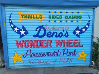 Erin Mathewson - Deno's Wonder Wheel Amusement Park, 3059 W. 12th Street