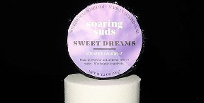 This steamer blend is a calming, relaxing scent perfect for bed time.