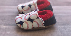 Baseball Moccasins