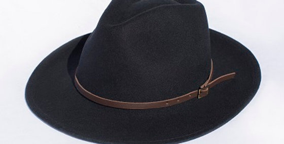 Rancher-Festival Style Fine Felt Hat