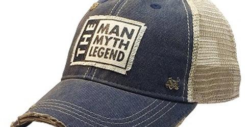 Distressed Trucker Hats