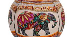 Himalayan CrystalLitez Salt Lamp Diffuser-Elephant