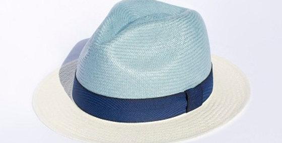 Miami - Bicolor Classic Panama Hat