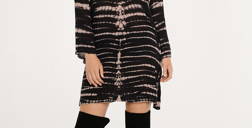 November Nights Tunic Dress