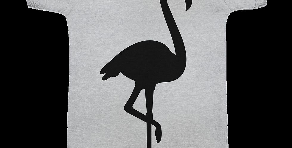 Flamingo - Baby Bodysuite