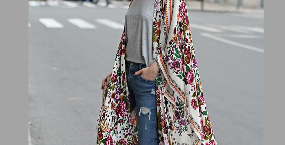 New York Kimono