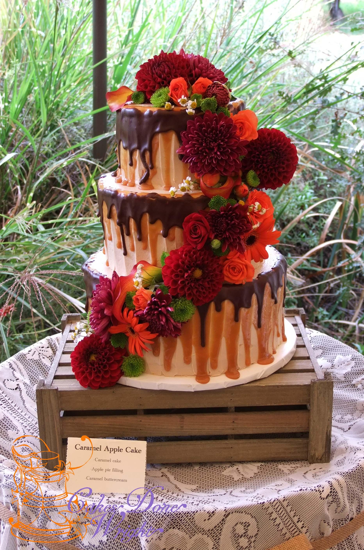 caramel apple wedding