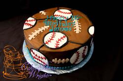 Baseball/Football