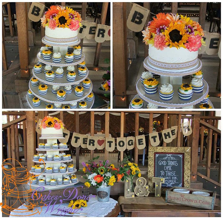 Cakes Done Wright Wedding Cakes