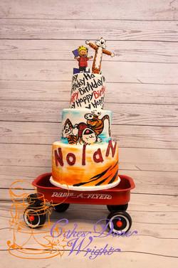 Calvin and Hobbes 1st birthday