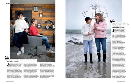 Rose up Magazine - Portfolio - Printemps 2021