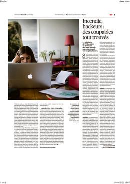 Libération - Avril 2021