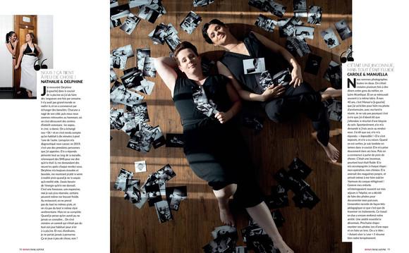 Rose up Magazine. Portfolio - Printemps 2021