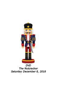 DVD ~ LSB The Nutcracker December 8, 2018