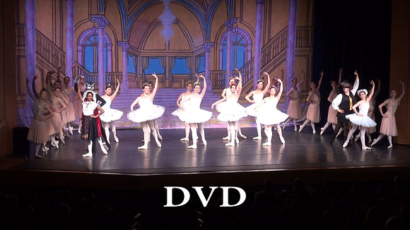 DVD ~ Lexington School of Ballet May 21, 2016