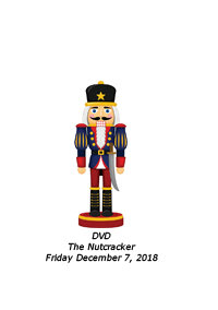 DVD ~ LSB The Nutcracker December 7, 2018