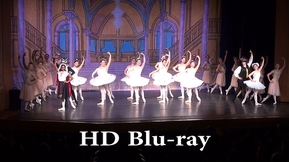 Blu-ray ~ Lexington School of Ballet May 21, 2016