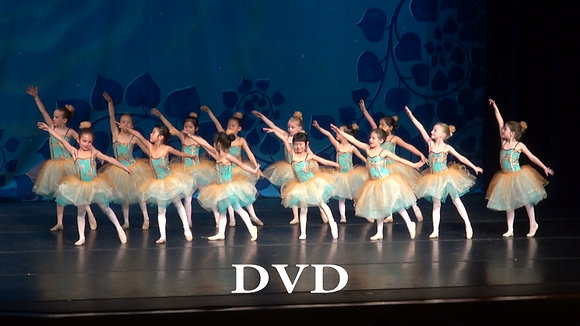 DVD ~ Lexington School of Ballet May 19, 2016
