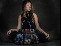 Tissa Fontaneda Multi Colored Handbags