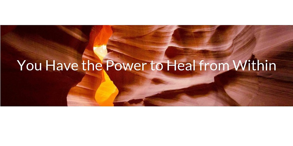 Bodhi Being - Healing from Within