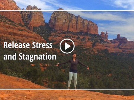 Release Stress and Stagnation