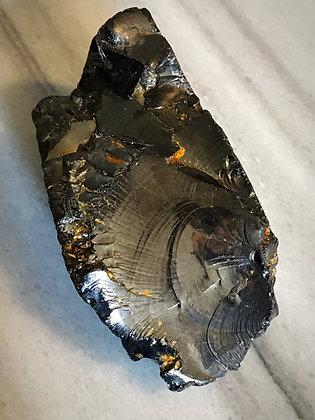 Silver Noble Shungite