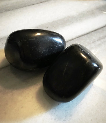 Petrovsky Shungite Palm Set II