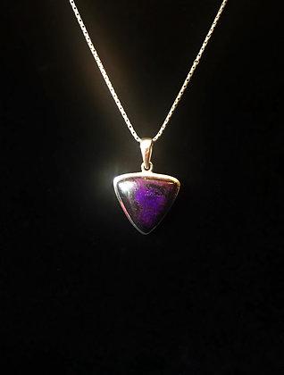 Purple Pyramid II