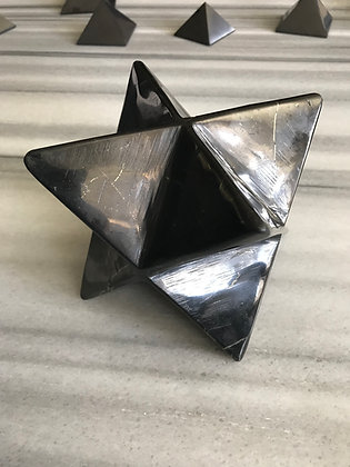 Shungite Merkaba Large