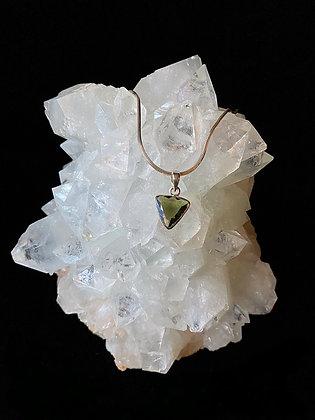 Faceted Lux Moldavite