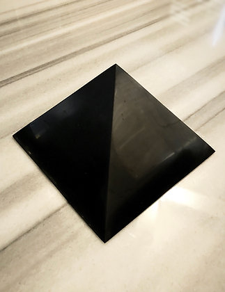 Large Shungite Pyramid