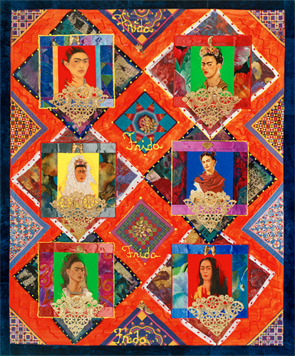 Frida's Quilt (Prints)