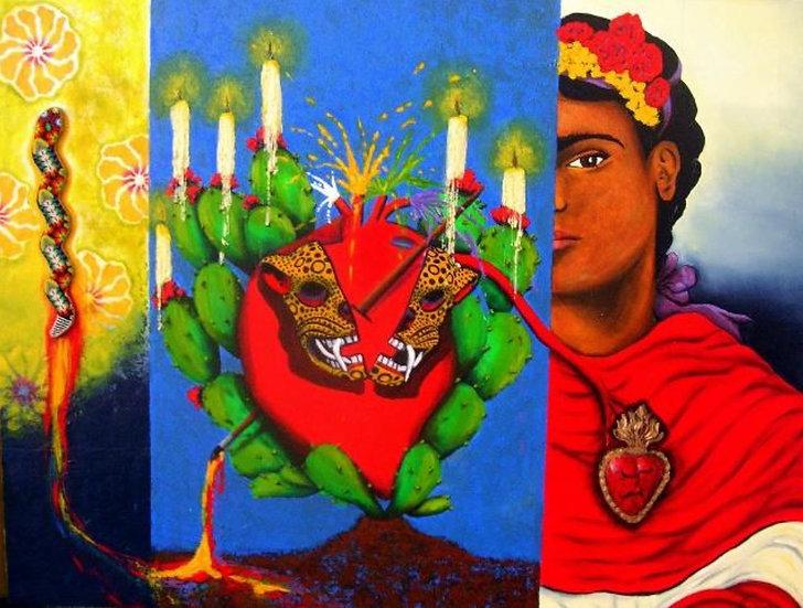 Corazon De Artista (Prints)