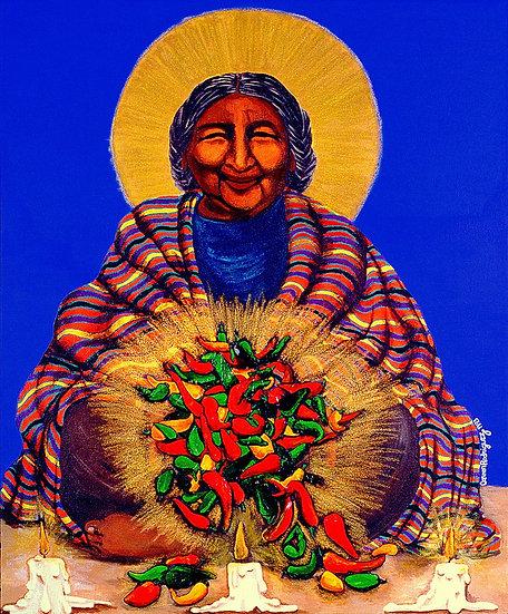 Santa De Los Chiles (Prints)