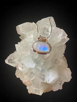 Blue Flash Moonstone