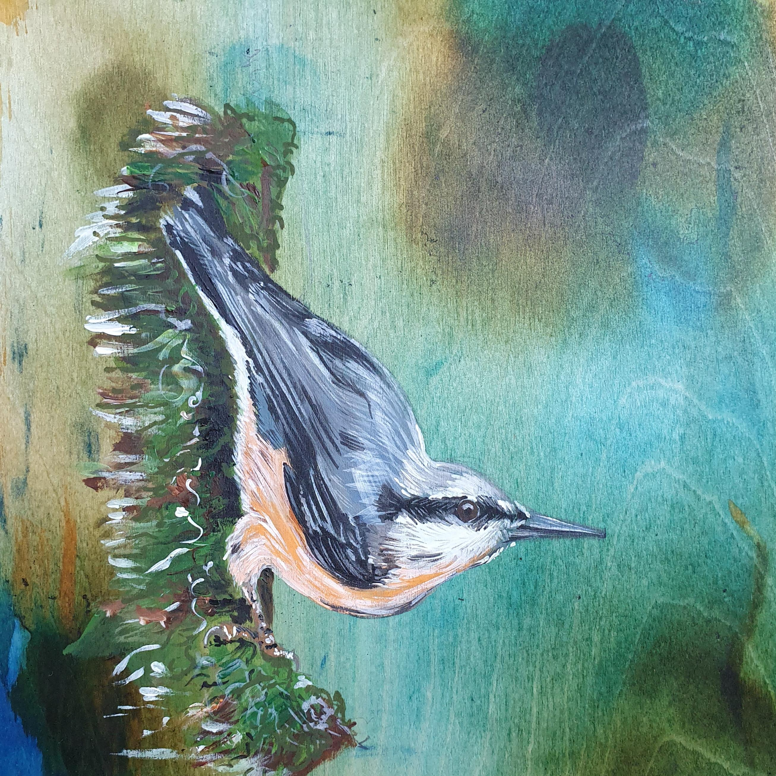 The Nuthatch Song.